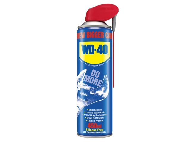 WD40 WD40 WD-40 Multi-Use Maintenance Smart Straw 450ml