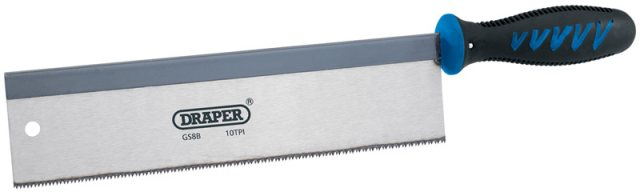 Draper 250mm Hardpoint Dovetail Saw