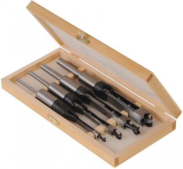 Silverline Mortice Chisel Set 4pce 6 - 16mm