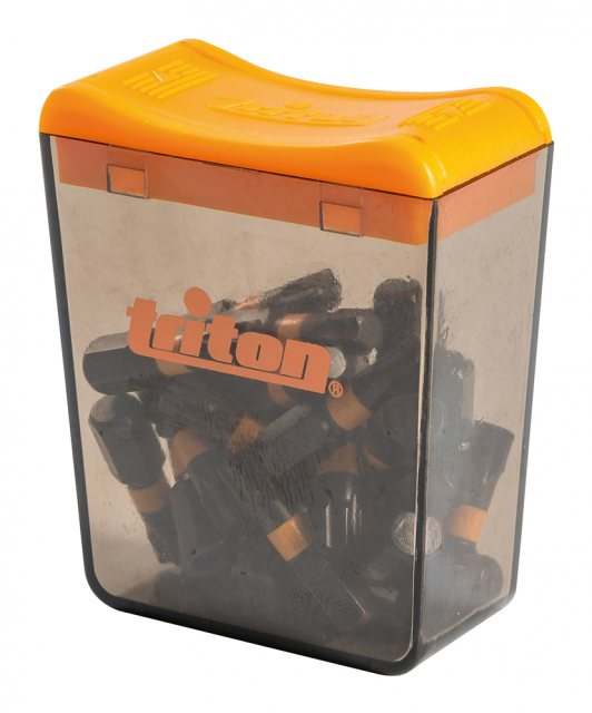 Triton T30 Screwdriver Impact Bit 25pk T30 25mm