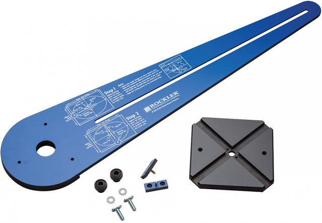 Rockler Rockler Ellipse / Circle Router Jig 50991