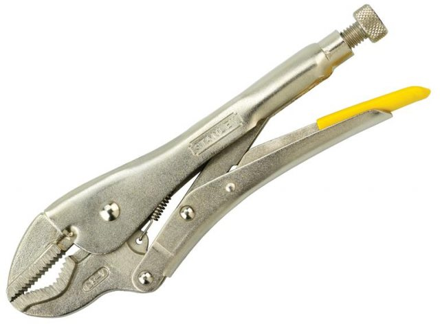 V-Jaw Locking Pliers 225mm (9in)