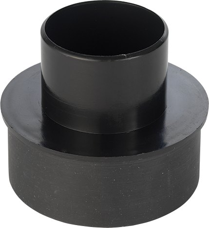 Record Power 4 - 2.5 Inch Reducer For Ducting Accessories