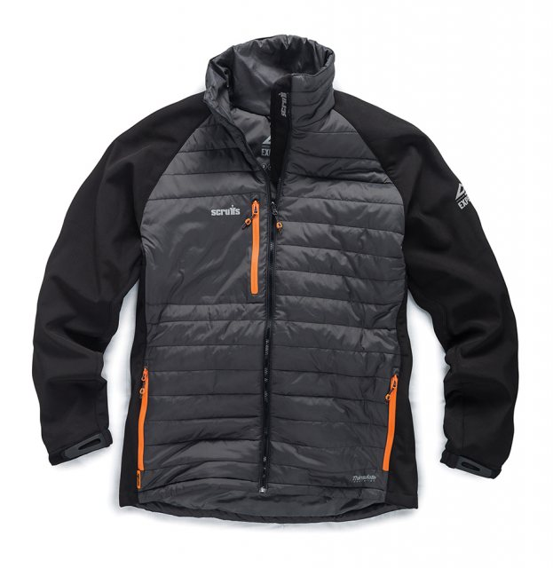 Expedition Thermo Softshell M