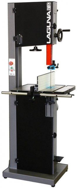 "Laguna 14BX 2.5HP 14"" Bandsaw With Ceramic Guides Single Phase"