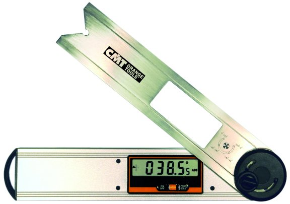 CMT Digital Angle Finder 0-360? (265X50X25Mm)