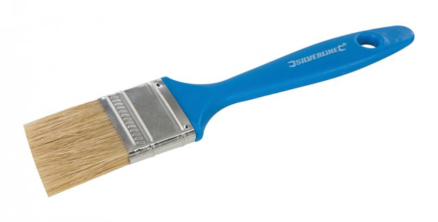 Silverline Disposable Paint Brush 40mm