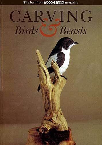 GMC Publications Carving Birds & Beasts