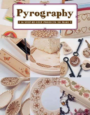GMC Publications Pyrography