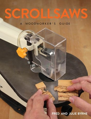 GMC Publications Book: Scrollsaws A Woodworkers Guide