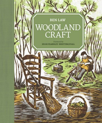 GMC Publications Woodland Craft (Hardback Edition)