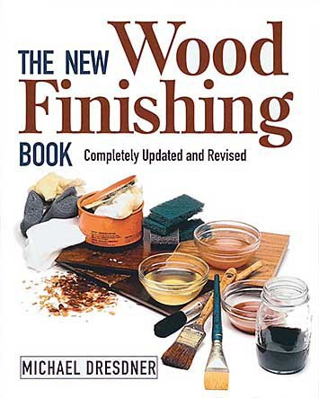 GMC Publications New Wood Finishing Book, The