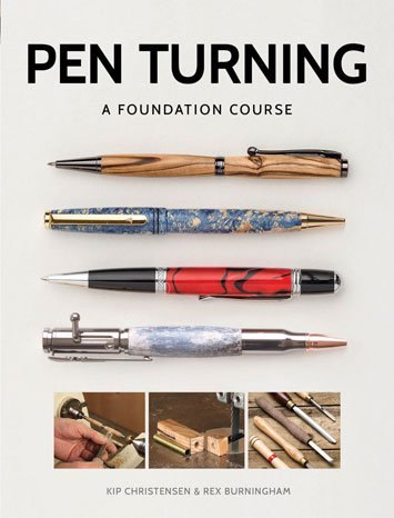 GMC Publications Pen Turning: A Foundation Course