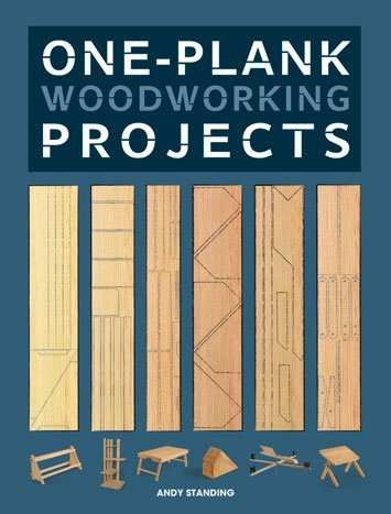 GMC Publications One-Plank Woodworking Projects