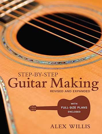 GMC Publications Step-by-step Guitar Making