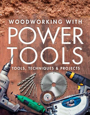 GMC Publications Woodworking with Power Tools