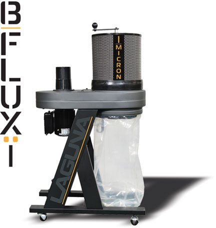 Laguna B Flux 1 Dust Extractor with Fine Filter