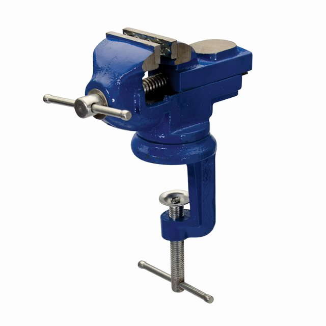 Silverline Table Vice with Swivel Base 50mm