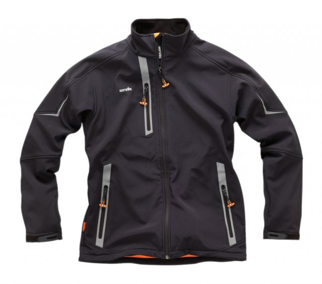 Scruffs Scruffs Pro Softshell Woodturners Turning Jacket Large