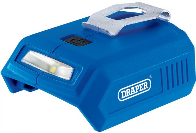 Draper D20 USB Adaptor (Two Ports)