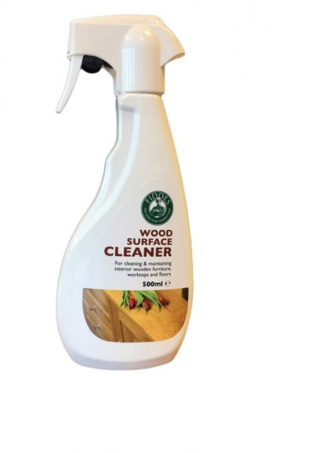 Fiddes Wood Surface Cleaner