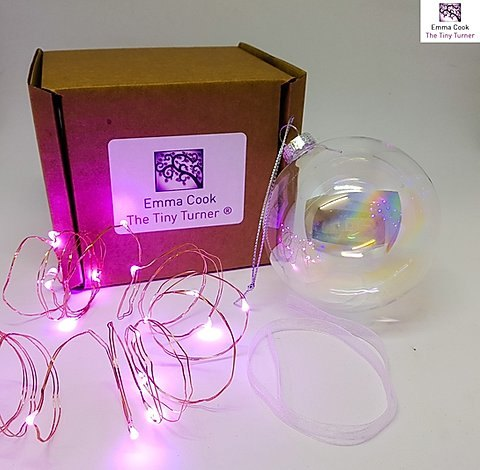 DIY Bauble Kit From Emma Cook The Tiny Turner
