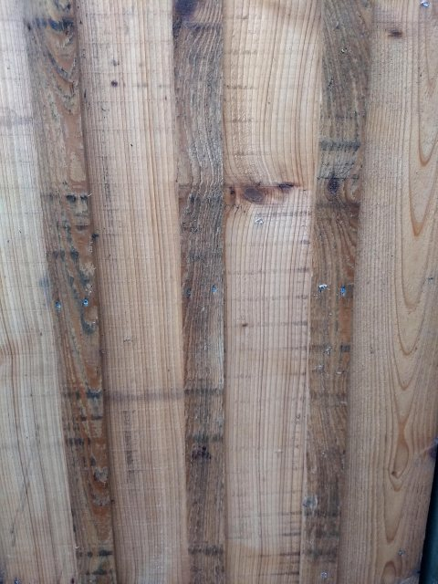 Yandles Native western red cedar straight line cladding
