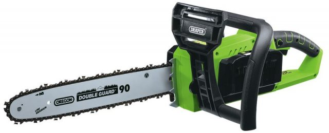 Draper D20 40V Chainsaw - Bare