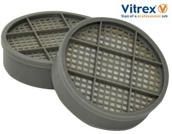 Yandles P2 Replacement Filters (Pack of 2)