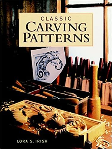 GMC Publications Classic Carving Patterns