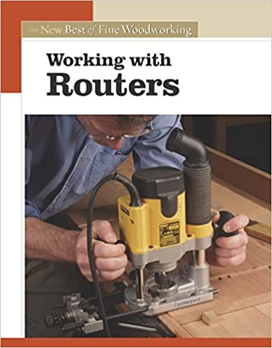 GMC Publications Working with Routers (Fine Woodworking)