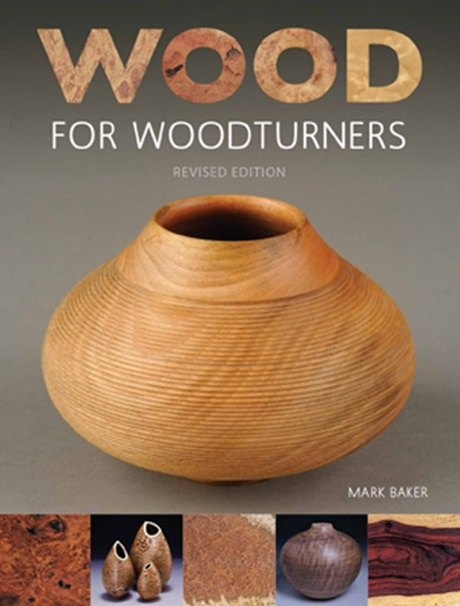 GMC Publications Book: Wood for Woodturners