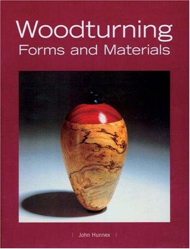 GMC Publications Book: Woodturning: Forms and Materials