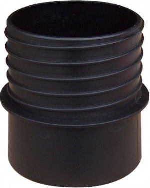 Charnwood Charnwood Quick connector hose cuff 100mm diameter