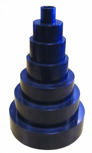 Charnwood Charnwood Stepped Reducing cone 150, 125, 100, 75, 63, 50 & 25mm