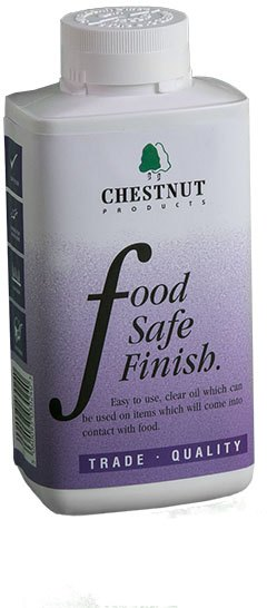 Chestnut Chestnut Food Safe Finish