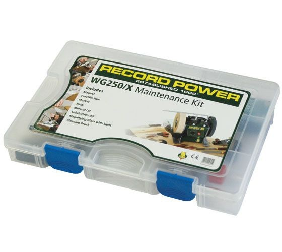 Record Power WG250X Maintenance Kit for WG250 10' Wet Stone Sharpening System