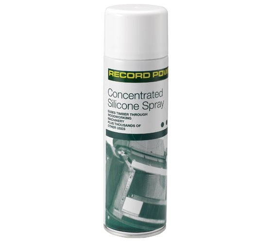 Record Power Record Power Silicone Spray 500ml CWA195