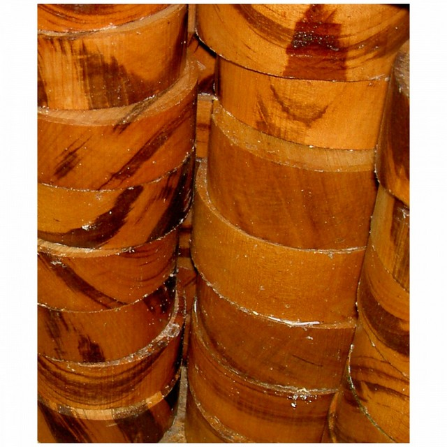 Yandles Assorted Pack English & Exotic Hardwood Woodturning Blanks + 10% EXTRA FREE!