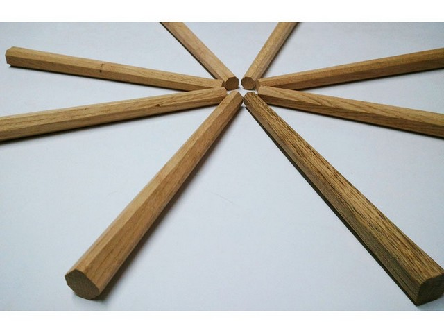 Yandles Timber Framing Oak Pegs