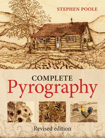 GMC Publications Complete Pyrography, The