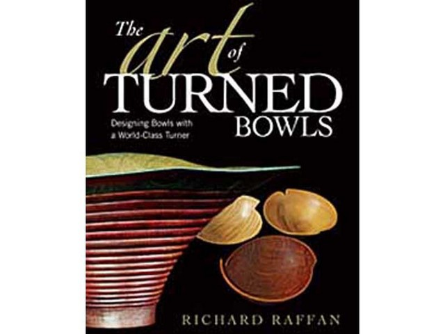 GMC Publications Art of Turned Bowls, The