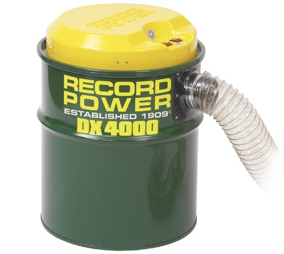 Record Power Record Power DX4000 Dust Extractor 80L, 2000W