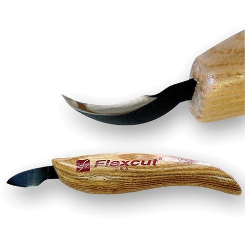 Flexcut Flexcut Hook Knife - Left Handed KNL26