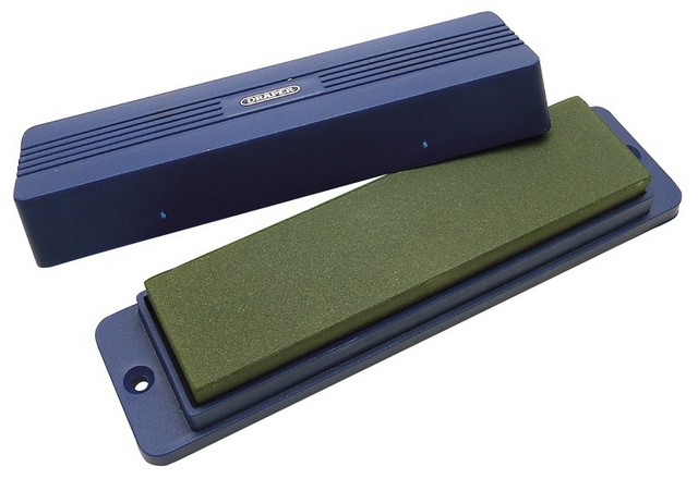 Draper DRAPER 200 x 50 x 25mm Silicone Carbide Sharpening Stone with Box