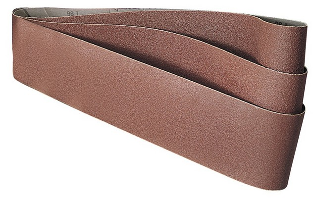 Draper DRAPER 100 x 915mm 80 Grit Abrasive Sanding Belts Pack of 3
