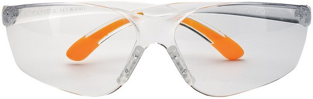 Draper DRAPER Expert Safety Spectacles with UV Protection to EN166 1 F