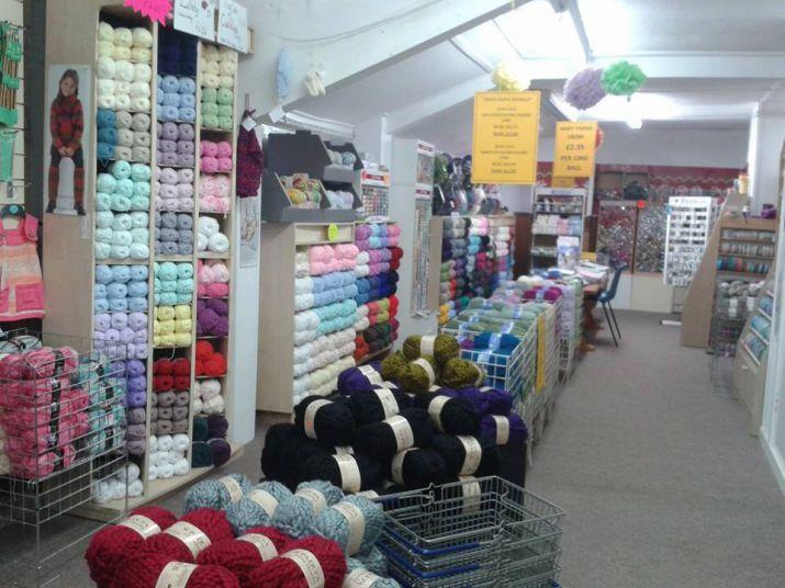 Yandles Wool Department